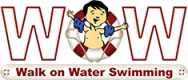 WOW Swimming Logo
